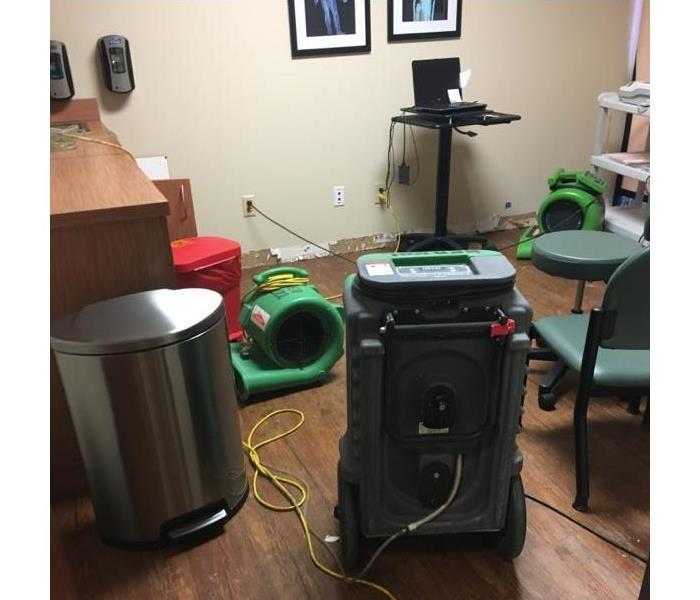 Office Water Loss