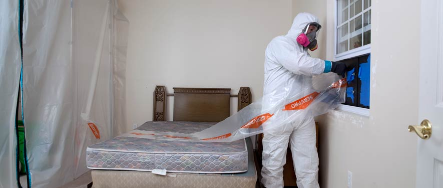 Northeast Dallas, TX biohazard cleaning