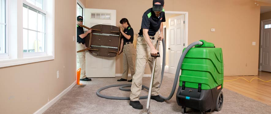 Northeast Dallas, TX residential restoration cleaning